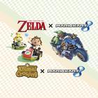 Nintendo Mario Kart 8 add-on content - Bundle: Pack 1 Pack 2