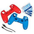 4Gamers Officially Licensed Controller Accessory Kit (PS4)