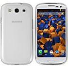 mumbi TPU Silikon Schutzhülle für Samsung Galaxy S3 Hülle transparent weiss