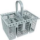 Hotpoint Indesit Genuine Dishwasher Cutlery Basket, Grey
