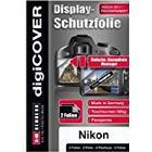 digiCOVER B3251 Screen Protector for Nikon D3200