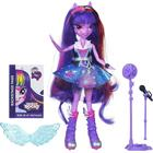 Hasbro My Little Pony Equestria Girls Rainbow Rocks Singing Twilight Sparkle Doll A6780