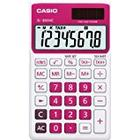 Casio SL-300NC Pocket Display calculator Red - calculators (Pocket, Display calculator, Red, Plastic, Buttons, Not available)