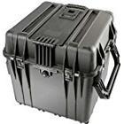 Peli 0340,WL/WF,BLACK Schutzkoffer mit Schaum schwarz