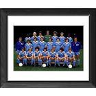 Media Storehouse Football League Division One - Manchester City Photocall Classic Frames
