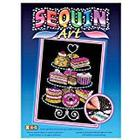 sequin art 1423 Cake Stand Craft