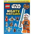 LEGO Star Wars Mighty Minifigures Sticker Collection