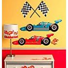 Wallies Grand Prix Racing Vinyl Decals