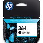 HP 364 svart bläckpatron 6 ml original HP CB316EE