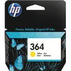 HP 364 gul bläckpatron 3 ml original HP CB320EE