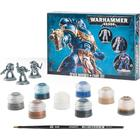 WARHAMMER - Space Marines + Paint Set