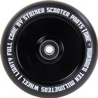 Striker Lighty Full Core Hjul Komplett (110mm - Svart)