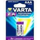 Varta Battery LITHIUM 9V 1pcs.