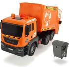 Dickie Pump Action Garbage Truck