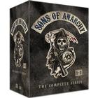 Sons of Anarchy: Säsong 1-7 (30DVD) (DVD 2014)