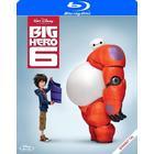 Big Hero 6 (Blu-ray) (Blu-Ray 2015)