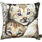 By Nord Baby Lynx Cushion 30X30cm