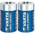 Varta Battery LONGLIFE Mono DE D LR20 2pcs.