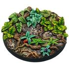 Jungle Bases Round 60mm (1)