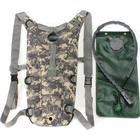 Meco Survival Hiking Climbing 3L Hydration System Water Bag Pouch Bladder