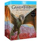 Game of thrones: Säsong 1-6 (27Blu-ray) (Blu-Ray 2016)