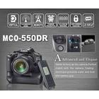 Poignée Batterie Grip + Télécommande Pour Canon Eos 550D 600D 650D 700
