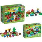 LEGO Duplo Sampak - 52 Dele