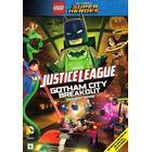 Lego Justice League: Gotham breakout (DVD) (DVD 2016)