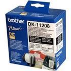 Brother Etiketter Adress 38 x 90mm 400st/Roll - QL-550