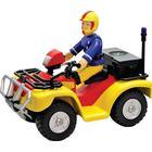 Character Fireman Sam Vehicle & Accessory Set Quad Bike