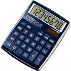 CITIZEN Taschenrechner CDC-80BL, blau