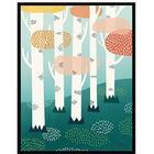 Michelle Carlslund Forest 30x40cm Plakater