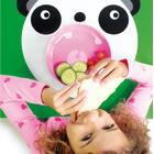 Hungry Mats - spisesæt til børn med dyremotiv