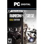 Ubisoft Tom Clancy ́s Rainbow Six Siege: Year 2 Gold Edition PC + DLC