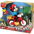 Fisher Price Disney Mickey Mouse Clubhouse Silly Wheelie Mickey Bike
