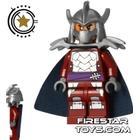 FireStar Toys LEGO Teenage Mutant Ninja Turtles Mini Figure - Shredder - Dark Red