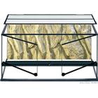 Exo Terra Glasterrarium & Bakgrund Natural Tall Medium Terrarium 60*45*60cm