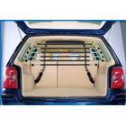 MimSafe Bilgaller & Krocktestade Bilsäkerhetsnät *Universal Justerbart Lastgaller Varioca 90 cm Svart