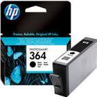 Bläckpatron HP 364 svart 6ml (CB316EE)