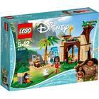 Lego Disney L'aventure sur l'île de Vaiana 41149