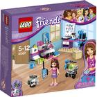 Lego Friends Olivias Kreative Laboratorium 41307