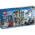 Lego City Bulldozer Indbrud 60140
