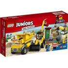 Lego Juniors Nedrivningsplads 10734