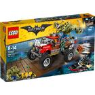 Lego The Batman Movie Killer Croc Trafikknuser 70907