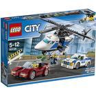 Lego City Jagt i Høj Fart 60138