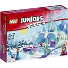 Lego Juniors Anna og Elsas frosne legeplads 10736