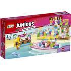 Lego Juniors Les Vacances à la mer d'Andréa et Stéphanie 10747
