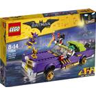 Lego The Batman Movie Jokerens Berygtede Forbryderbil 70906