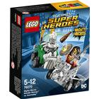 Lego DC Comics Super Heroes Mighty Micros Wonder Woman mod Doomsday 76070