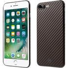 Joyroom Carbon Texture (iPhone 8/7 Plus) - Brun